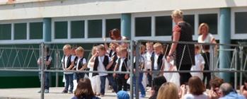 Fête de l'école Péri Curie