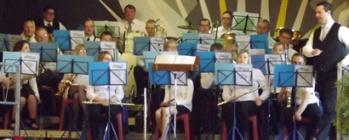 Concert par l'Harmonie la Reconnaissance
