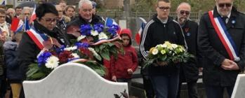 Commémoration Armistice Guerre 14-18