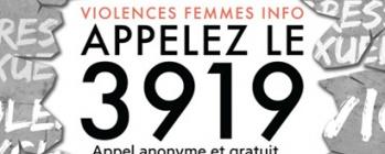 Campagne contre la violence faites aux femmes